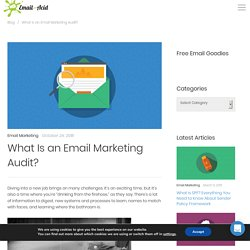 What Is an Email Audit? - Email On Acid