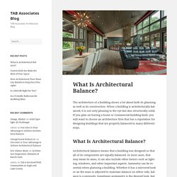 Reputed Architects In Vail Valley Or Western North Carolina Architect