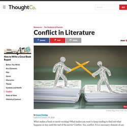 What Is Conflict in Literature?