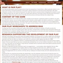 What is Fair Play? - FairPlayGame