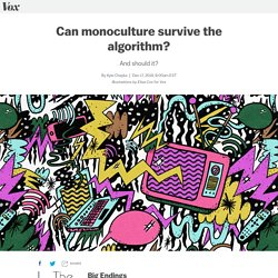 What is monoculture?