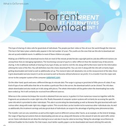 What is OxTorrent.com