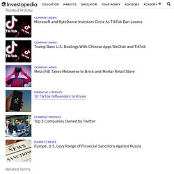 What Is TikTok?