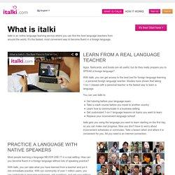 What is italki