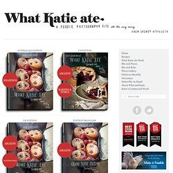 What Katie Ate » My Book
