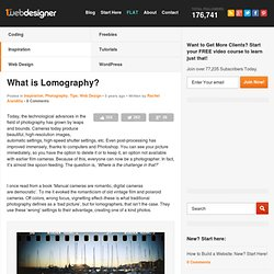What is Lomography?