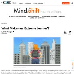 What Makes an 'Extreme Learner'?