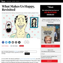 What Makes Us Happy, Revisited