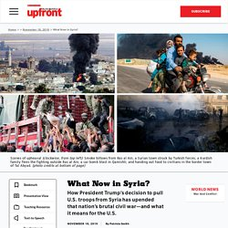 What Now in Syria?