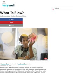 What Is Flow? The Psychology Behind This State of Mind