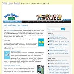 What to Read Next: Raina Telgemeier — Good Comics for Kids
