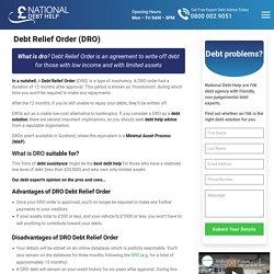 National Debt Help