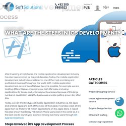 What are the Steps in iOS Development, Mobile Game Development