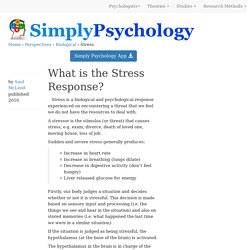 What is the Stress Response