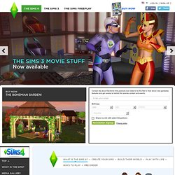 What is The Sims 4?