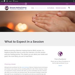 What to Expect in a Session – BHSPA – UK