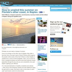 What to do on a Naples beach vacation