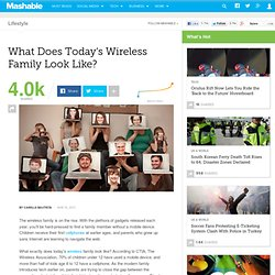 What Does Today's Wireless Family Look Like?