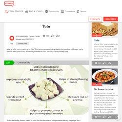 What is Tofu and How to Make Tofu - CCHATTY