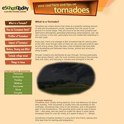 What is a tornado?