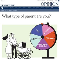 What type of parent are you?, Opinion News