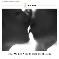Goop: What Women Need to Hear About Desire, Esther Perel