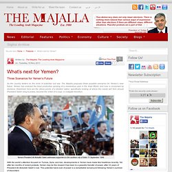 What's next for Yemen? | The Majalla
