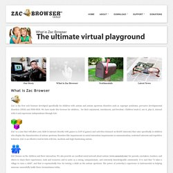 What is Zac Browser