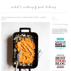 what's cooking good looking - a healthy, seasonal, tasty food and recipe journal