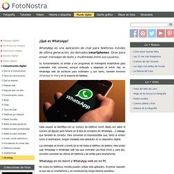 Qué es WhatsApp, para qué sirve y cómo funciona