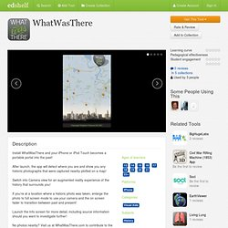 WhatWasThere Reviews