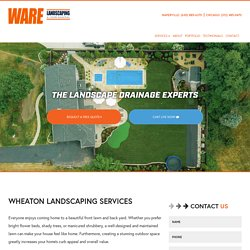 Wheaton Landscaping Services