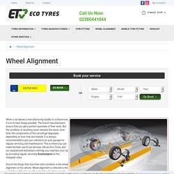 Best 4 Wheel Alignment Southampton