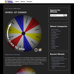 Wheel of Dinner