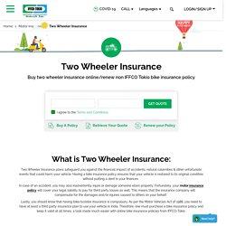 iffco-tokio bike insurance price