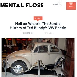 Hell on Wheels: The Sordid History of Ted Bundy's VW Beetle