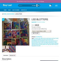 Where To Buy Lsd