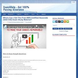 SAA-C02 Dumps PDF - SAA-C02 Free Demo Questions