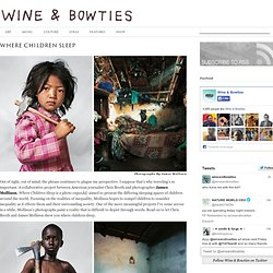 WHERE CHILDREN SLEEP | Wine & Bowties