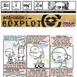 Sci-ence! A Skeptical Comic and Blog.