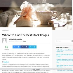 Where To Find The Best Stock Images
