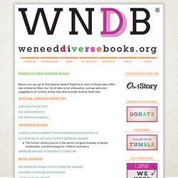 Where To Find Diverse Books