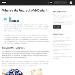 Where is the Future of Web Design? | Tips