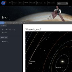 Where is Juno?