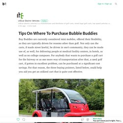 Tips On Where To Purchase Bubble Buddies
