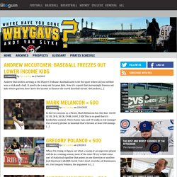 Where Have You Gone Andy Van Slyke? - A Pittsburgh Pirates blog