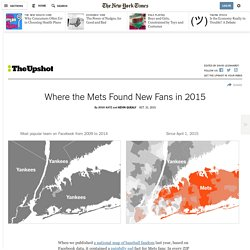Where the Mets Found New Fans in 2015