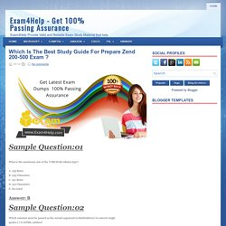 200-500 Dumps PDF - 200-500 Free Demo Questions