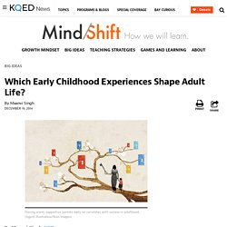 Which Early Childhood Experiences Shape Adult Life?