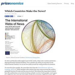 Which Countries Make the News?